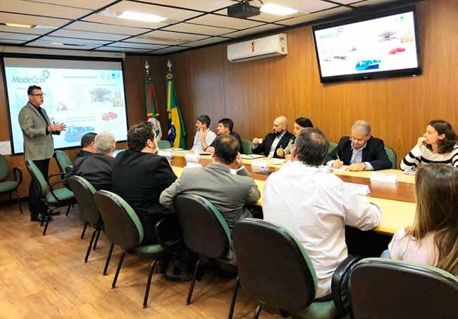 MadeCcin sedetur - Madeireira MadeCcin vai investir R$ 24 milhões em Encruzilhada do Sul
