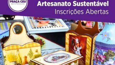 Oficina de Artesanato Sustentvel 390x220 - Bento Gonçalves abre inscrições para Oficina de Artesanato Sustentável