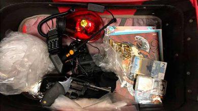 Polícia Civil Canoas Operação Hefesto 390x220 - Preso suspeito do caso do ônibus incendiado em Canoas