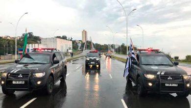 Polícia Civil no Desfile de 7 de Setembro 390x220 - Polícia Civil participa do Desfile de 7 de Setembro em Porto Alegre
