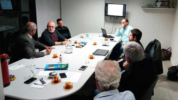 Reunião CONSEPRO 2 - Consepro avalia ações em reunião na ACIST-SL