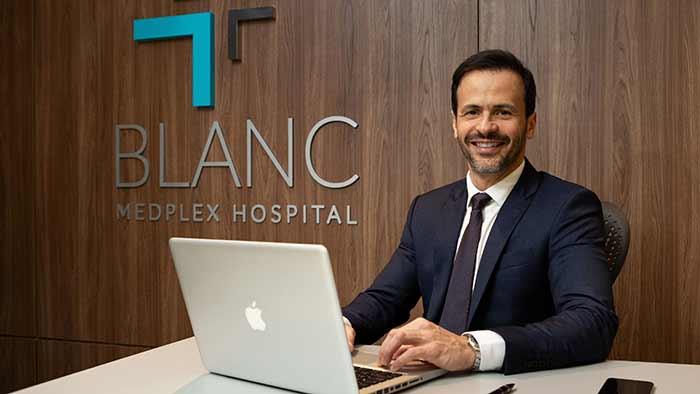 Rodrigo Wobeto Crédito Awa Films 01 - Blanc Hospital faz novos investimentos ao completar um ano em Porto Alegre