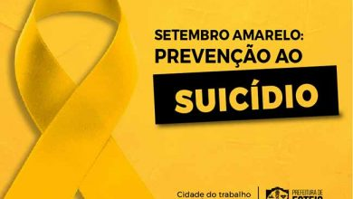 Sábado com Saúde Mental 390x220 - Sábado com Saúde Mental alusivo ao Setembro Amarelo em Esteio