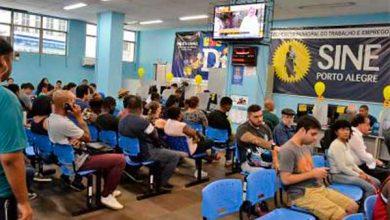 Photo of Sine Porto Alegre oferece 102 vagas de emprego nesta sexta