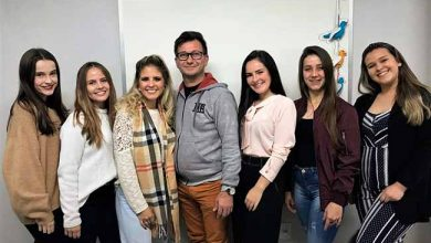 Photo of Candidatas a Soberanas de Lindolfo Collor participam de workshop