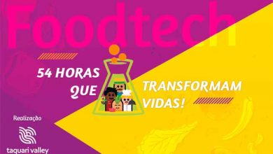 Photo of Lajeado sedia Startup Weekend Food+Tech