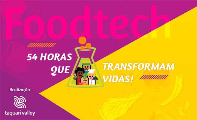 StartupWeekend lajeado - Lajeado sedia Startup Weekend Food+Tech