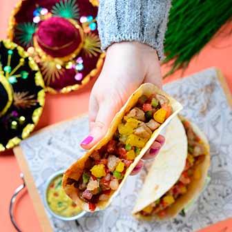 Taco al pastor - Guaquito Taqueria inaugura nesta quinta-feira na Praia Brava, em Itajaí