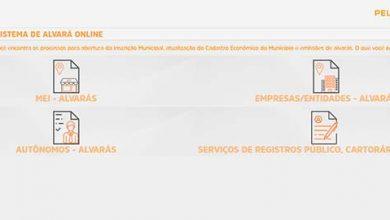 alvara pelotas 390x220 - Pedidos de alvarás em Pelotas serão apenas online