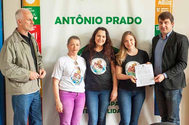 antonio prado arca de noe - Antônio Prado inicia ações que visam o bem-estar animal