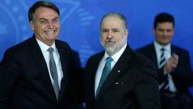 Photo of Bolsonaro empossa Augusto Aras como procurador-geral da República