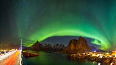 Photo of Começou a temporada da aurora boreal na Noruega