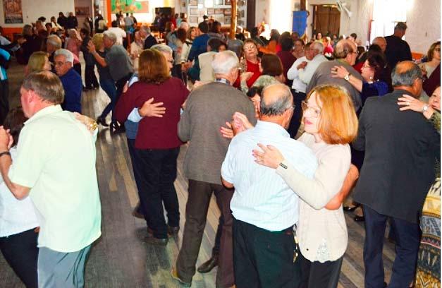 baile saolour - Muitas atrações na Semana do Idoso de São Lourenço do Sul