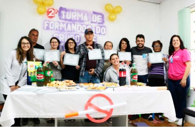 cigviam - Viamão oferece tratamento para quem quer parar de fumar