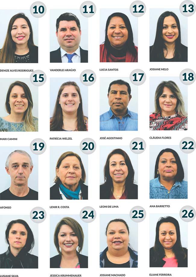 constut sapiranga - Conheça os candidatos ao Conselho Tutelar de Sapiranga