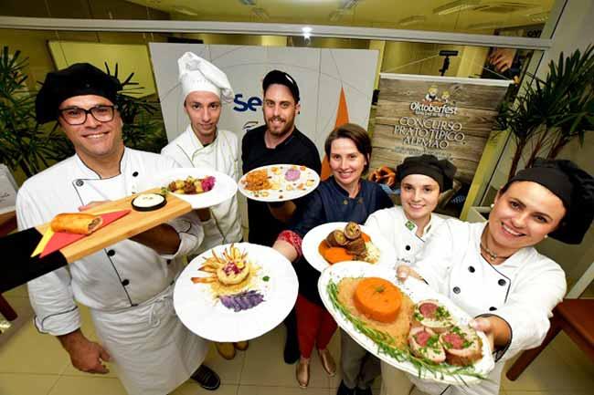 culinstacruz - Santa Cruz do Sul realiza Concurso de Prato Típico Alemão