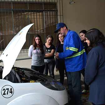 cursos de mecânica para mulheres 2 - Caxias do Sul: cursos de mecânica para mulheres e superação do medo de dirigir