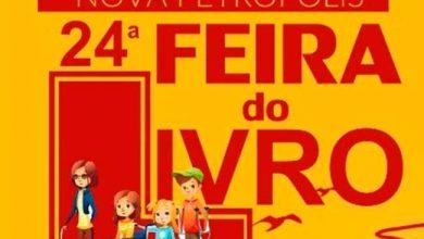 de 8 a 13 de outubro feira np 390x220 - Feira do Livro de Nova Petrópolis acontece de de 8 a 13 de outubro