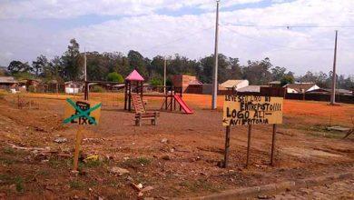 Photo of São Leopoldo transforma em praça terreno que era usado para descarte de lixo