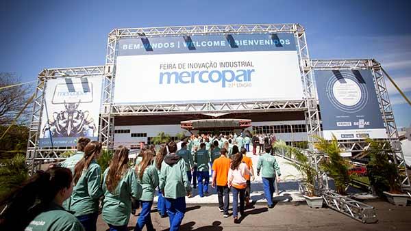 entrada mercopar 2018a Foto Eduardo Rocha - Fórum de Encadeamento Produtivo acontece dia 1º de outubro, na Mercopar