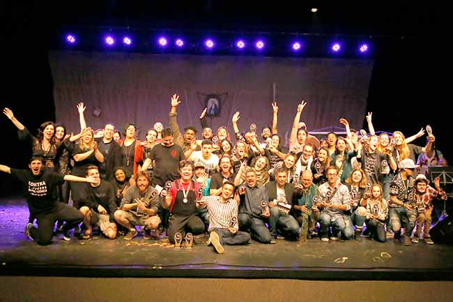 festivgravat - Confira os vencedores do Festival Estadual de Teatro de Gravataí
