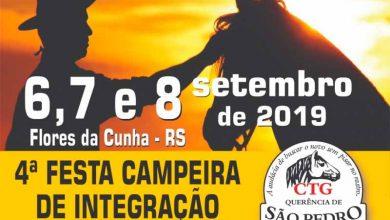 flores cunha festejos.77jpg 390x220 - 4ª Festa Campeira de Integração inicia hoje em Flores da Cunha