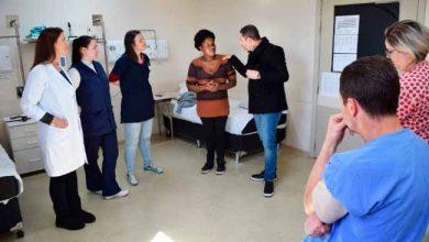 Photo of Capacitação sobre Síndrome de Down no Hospital Municipal de Novo Hamburgo