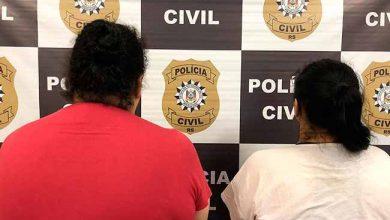 mulhtr 390x220 - Mulheres são presas por tráfico de drogas em Caxias do Sul