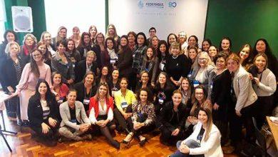 Photo of Núcleo Mulheres Empreendedoras da ACIST-SL na Federasul