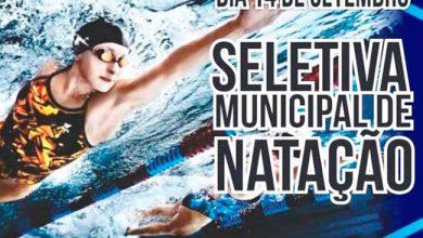 nataçaosantamaria 390x220 - Seletiva Municipal de Natação é neste sábado em Santa Maria