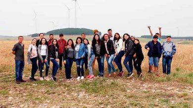 pinhal alunos 390x220 - Alunos de Pinhal da Serra visitam cidade catarinense