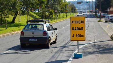 Photo of Placa informará motoristas sobre fiscalização com radar móvel em Caxias do Sul