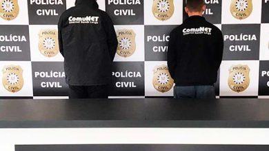 polalv 390x220 - Polícia prende dois por receptação de cabos em Alvorada