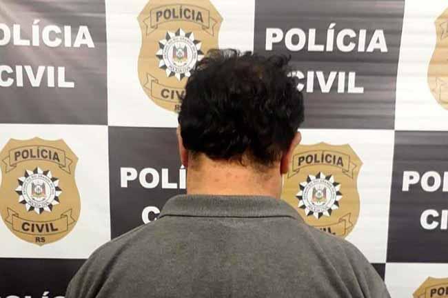 polcax - Polícia prende homem por receptação em Farroupilha