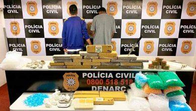 polciv 390x220 - Localizado depósito de drogas em Porto Alegre