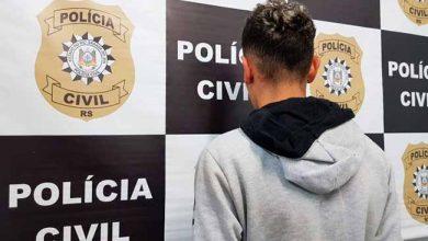 polcivia 390x220 - Suspeito de tentativa de homicídio é preso em Viamão