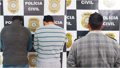 Photo of Três presos durante operação em Guaporé e região