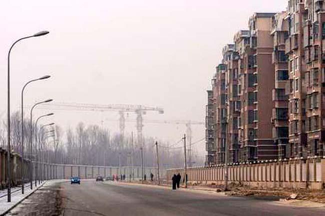 poluicaochina - Pequim sai da lista das 200 cidades mais poluídas do mundo