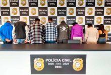prespol 220x150 - Polícia prende onze pessoas em Porto Alegre, Viamão e São Leopoldo