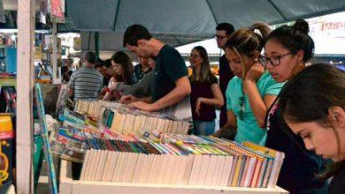 Photo of 43 mil pessoas no primeiro fim de semana da Feira do Livro de Caxias do Sul
