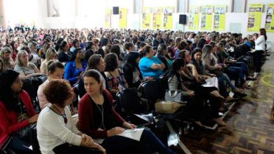 professores municipais de novo hamburgo 390x220 - Novo Hamburgo: professores municipais participam de Simpósio de Educação Infantil