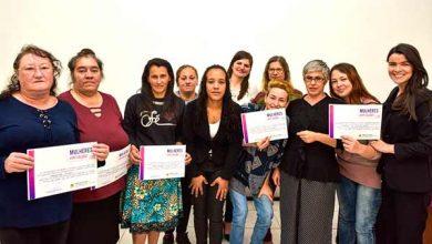Photo of Formatura da quarta edição do projeto Mulheres em Ação de Caxias do Sul