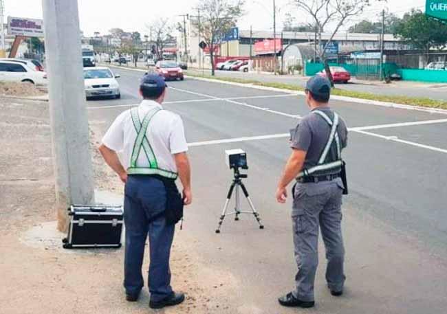 radar sta maria - Santa Maria terá radar móvel durante 30 dias