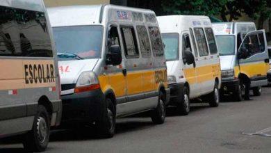 santa maria onibus escolar 390x220 - Prefeitura libera lista de veículos autorizados para transporte escolar em Santa Maria