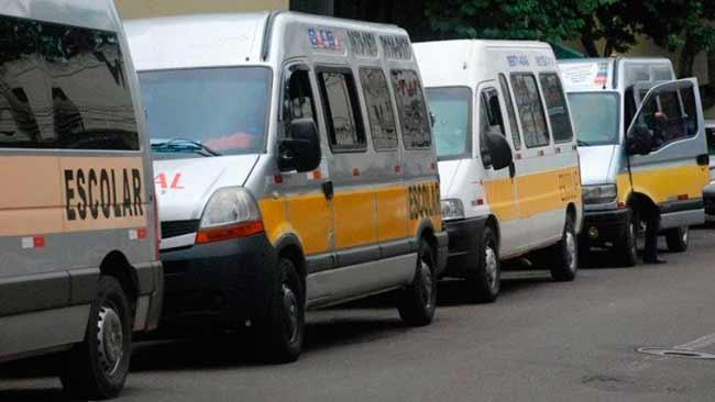 santa maria onibus escolar - Prefeitura libera lista de veículos autorizados para transporte escolar em Santa Maria