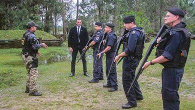 segurpoa 390x220 - Espingardas calibre 12 serão usadas em barreiras policiais de Porto Alegre