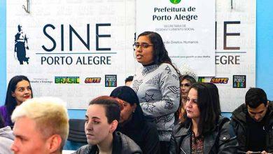 Photo of Sine Porto Alegre disponibiliza 181 vagas nesta quarta-feira