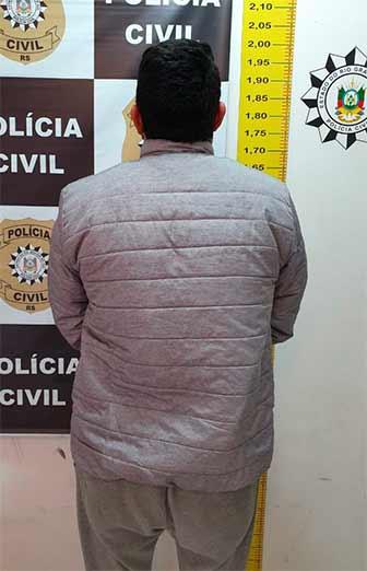 suepeito preso Ivoti por homicídio em Gramado 1 - Preso suspeito de homicídio ligado ao narcotráfico em Gramado