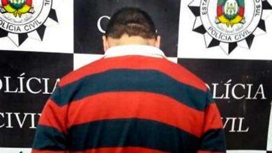 suspeito de estuprar menina de 5 anos em Santa Maria RS 390x220 - Menina de 5 anos morre após ser estuprada em Santa Maria
