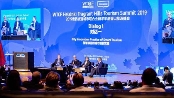 turismo summit helsinque - Ministério do Turismodebate inovação e turismo inteligente